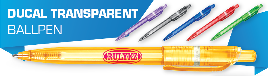 Ducal Transparent Ballpen