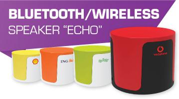 BluetoothWireless Speaker Echo