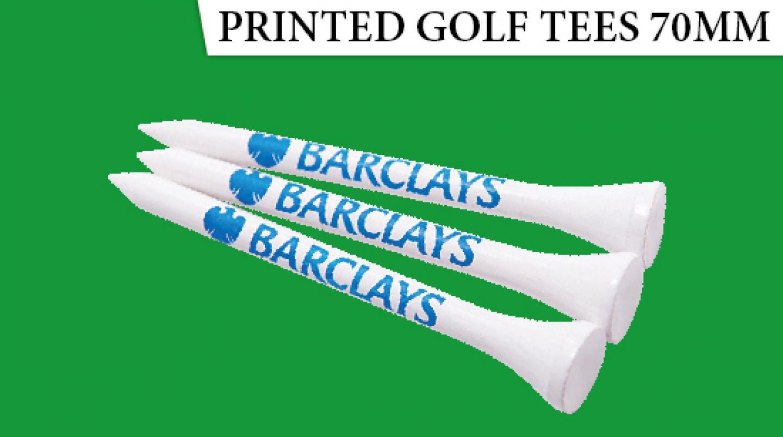 Printed Golf Tee 2020