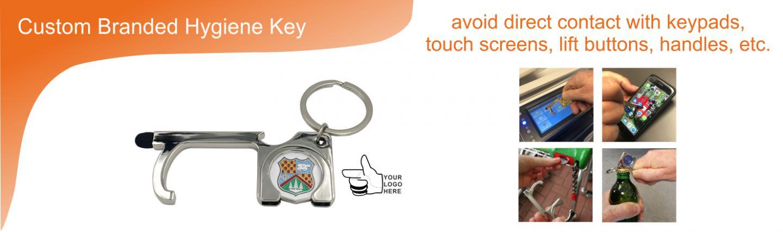 Stylus Hygiene Key