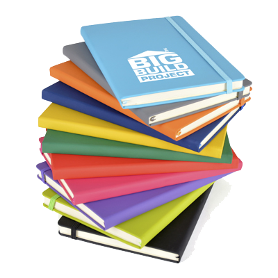 Promotional Notebooks & Paper