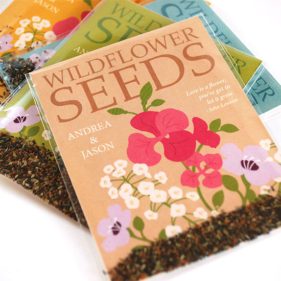 Promotional Plants and Seeds