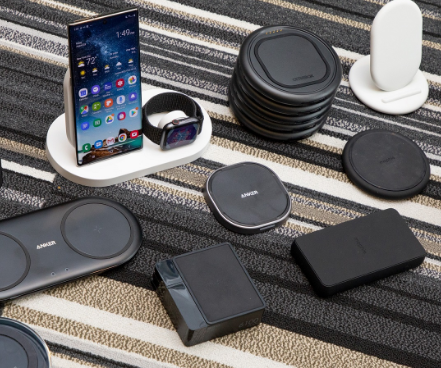 Branded Wireless Chargers and Wireless Powerbanks