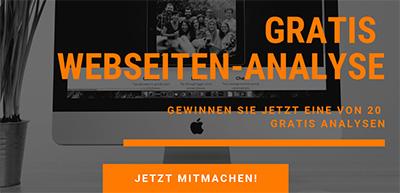 Webseiten-Analyse