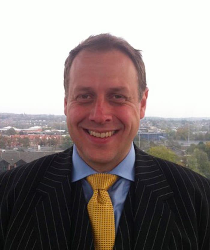 Charles Blatchdord
