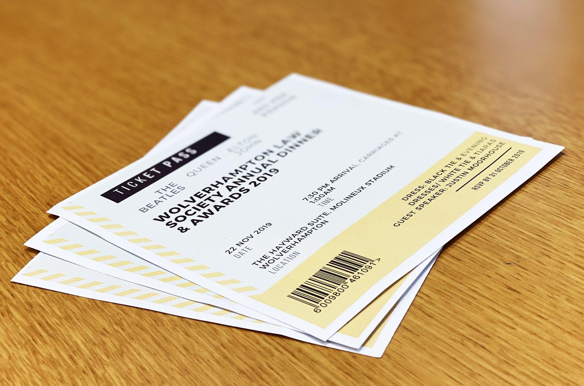 Wolverhampton Law Awards