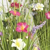 Grass Floral Bundle Mixed Flowers 70cm