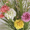 Grass Floral Bundle Mixed Dahlia 70cm