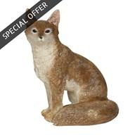 Brown Fox 18.5cm