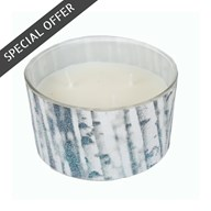 Birch Multi Wick Candle 10cm