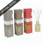 100ml Reed Diffuser Gift Set 3 Assorted