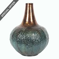 Hammed Effect Vase 39.5cm