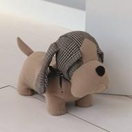 Dog Doorstop 21.5cm