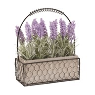 Lavender Basket 22cm