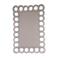 Circles Mirror 60x90cm
