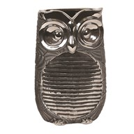 Owl Decor Vase 26cm