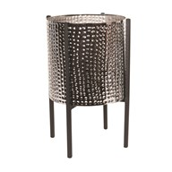 Plant Stand Silver 38cm