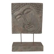 Buddha Plaque 58cm