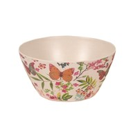 Butterfly Bamboo Bowl 15cm
