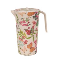 Butterfly Bamboo Jug 23cm