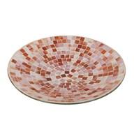 Coral Mosaic Bowl 31cm