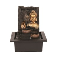 Buddha Water Feature 26cm