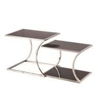 Set of 2 Rectangular Tables