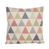 Geometric Print Cushion 45cm