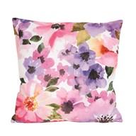 Floral Watercolour Cushion 45cm