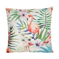 Flamingo Cushion 45cm