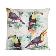 Toucan Design Cushion 45cm