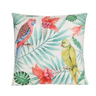 Floral Bird Cushion 45cm