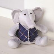 Elephant Doorstop 28cm