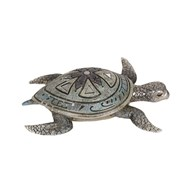 Blue Decorative Turtle 20cm