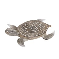 Brown Decorative Turtle 20cm