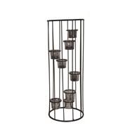 Caged 8 Tealight Holder 51.5cm