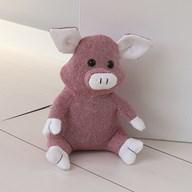 Pig Doorstop 27cm