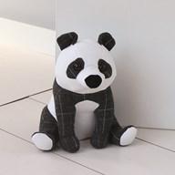 Panda Doorstop 23cm