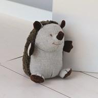 Hedgehog Doorstop 22cm