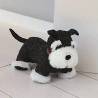 Terrier Doorstop 23cm