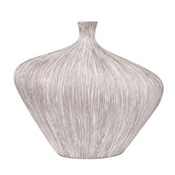 Decorative Vase Grey 30cm