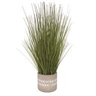 Grass Bundle Decor Pot 54cm
