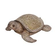 Mosaic Deco Turtle Gold 21cm