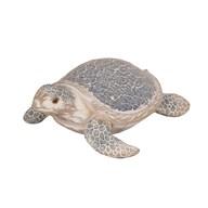 Mosaic Deco Turtle Blue 21cm