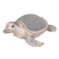 Mosaic Deco Turtle Blue 26cm