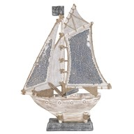 Decorative Ship 44cm