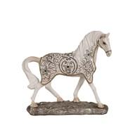 Decorative Horse on Base 20cm