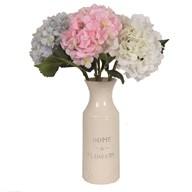 Glazed Ceramic Vase 28.5cm
