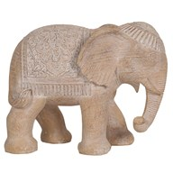 Decorative Elephant 20x40cm