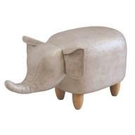 Elephant Footstool 71cm